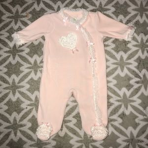Other - Adorable Babygirl Footies💕